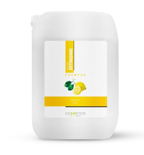 Color-Zitrone-Shampoo
