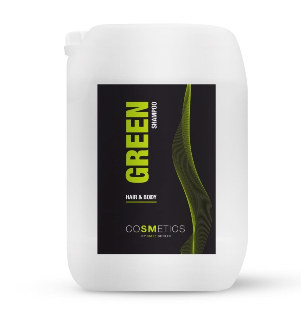 Green Hair-Body Shampoo 10 L