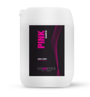 Pink Hair-;Body Shampoo 10 L