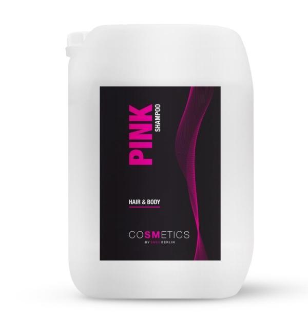 Pink Hair-;Body Shampoo 10 L